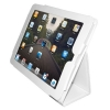 APPLE iPad 2 MAGNETIC SMART LEATHER CASE COVER W/ STAND FOR 3G WIFI - WHITE